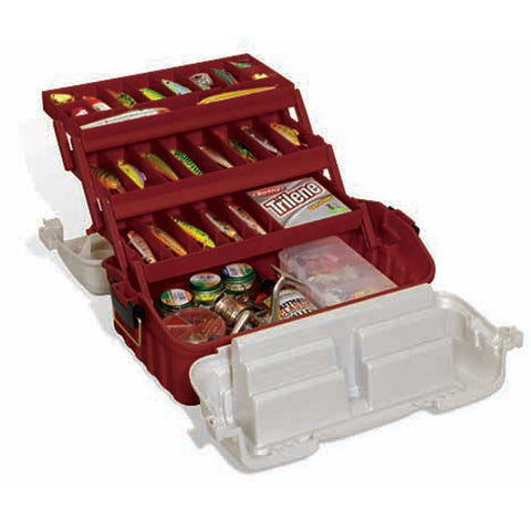 Plano Three Tray Flipsider Tackle Box