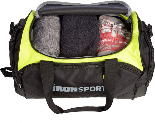 "Ironsport 20"" Deluxe Duffle Bag"