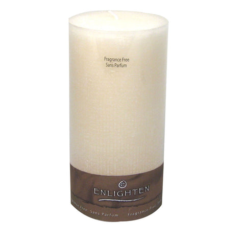 Enlighten Ivory Candle