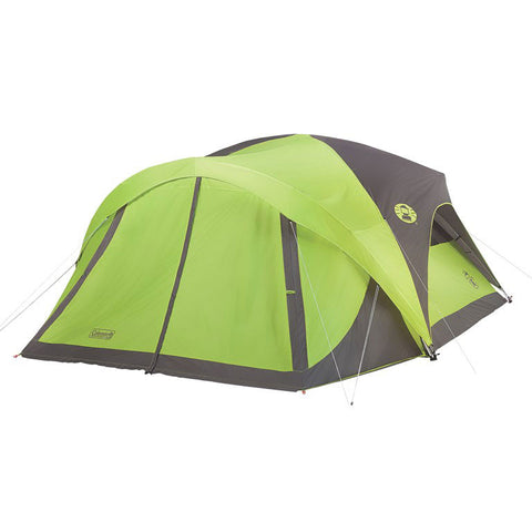 Coleman evanston 8 person tent camping tents accessories coleman evanston 8 person tent sciox Image collections