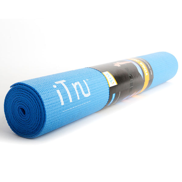 iTru 3mm Yoga Mat