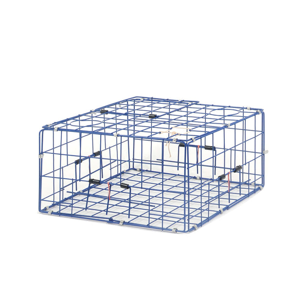 "Pacific Traps 24"" Deluxe Folding Crab Trap"