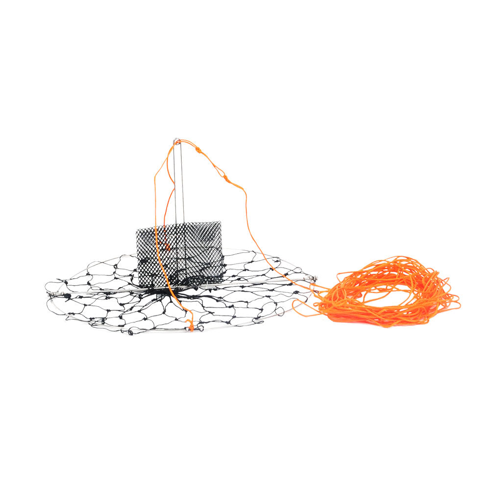 Pacific Traps Casting Crab Trap with 100ft Rope