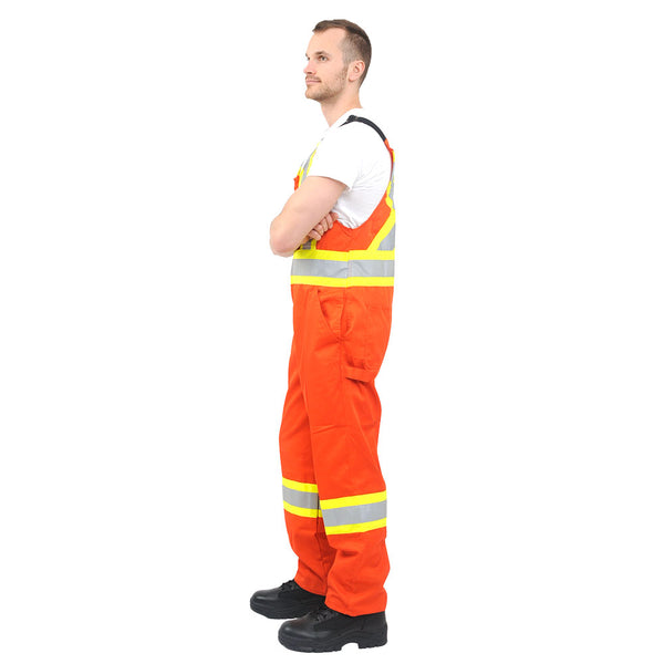 Pioneer Safety Poly/Cotton Overall