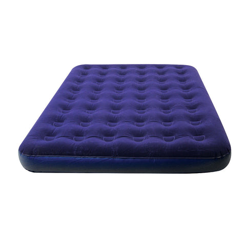 Jilong Double Flocked Air Bed