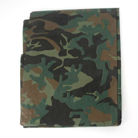 Western Rugged 6 Mil Camouflage Tarp