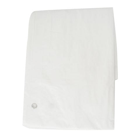 Western Rugged White Tarp