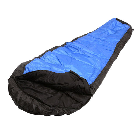 Nordic Hooded Mummy Sleeping Bag