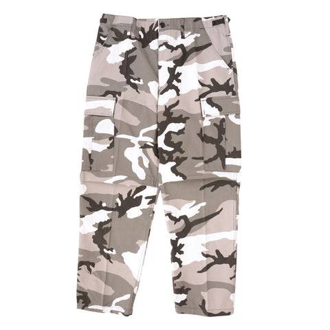 World Famous Camo BDU Pants