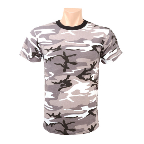 World Famous Camo T-Shirt