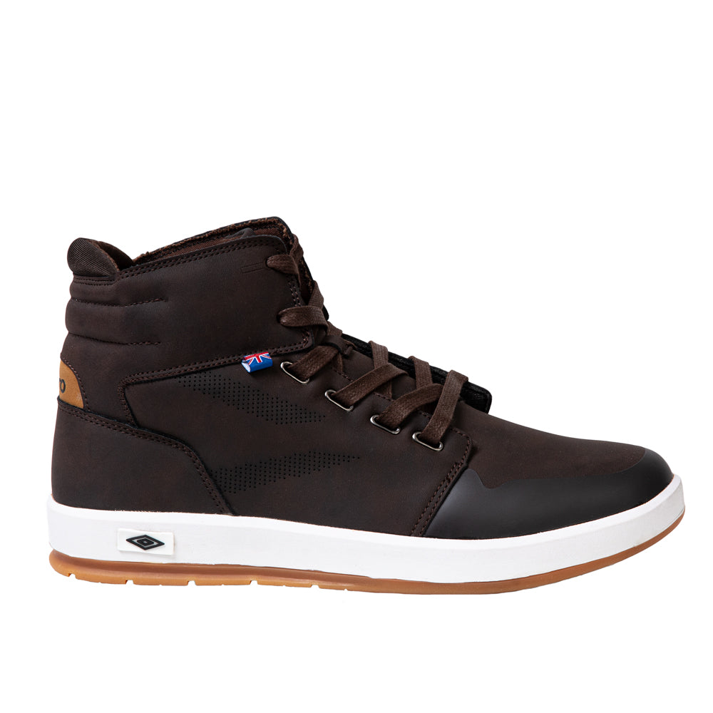 Umbro Leather High Top Sneaker