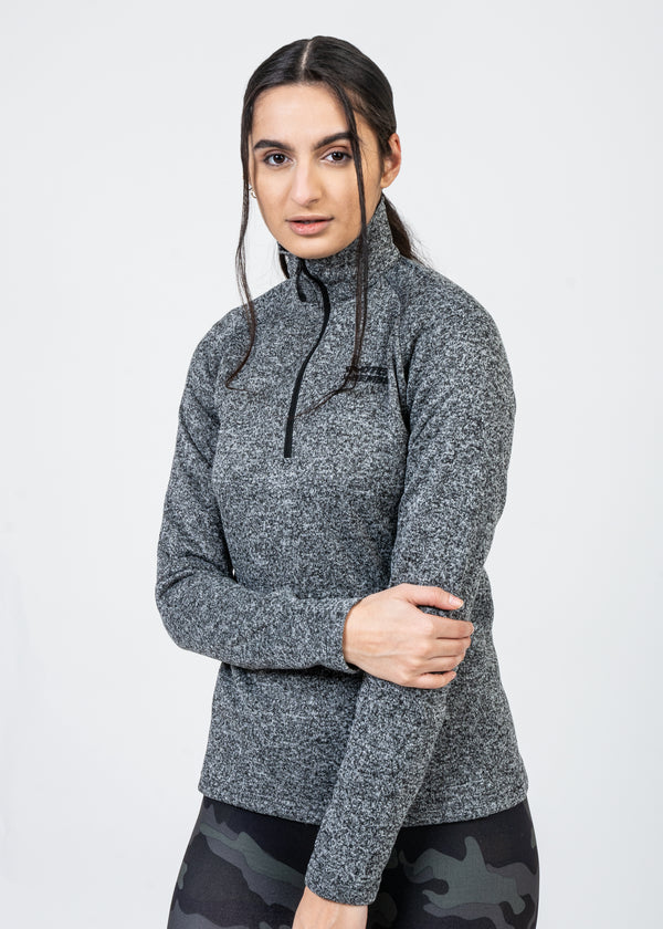 Snotek 1/4 Zip Sweater