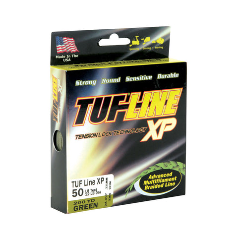 Tuf-Line XP 50 or 65lb Braided Line