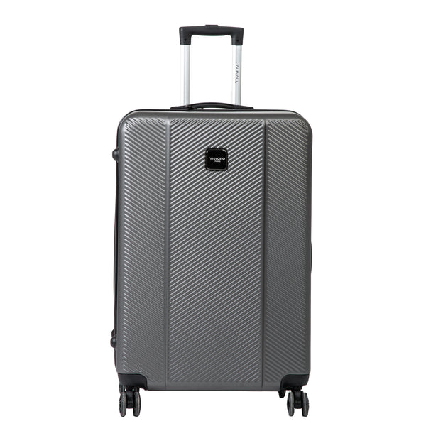 "30"" Grey Spinner Luggage"
