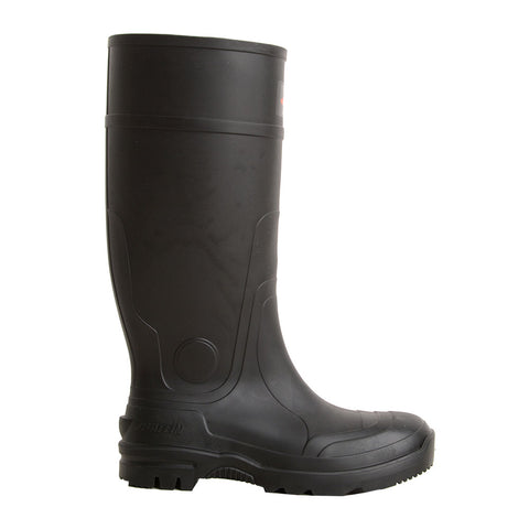 Plain Toe Tpr Rubber Boot