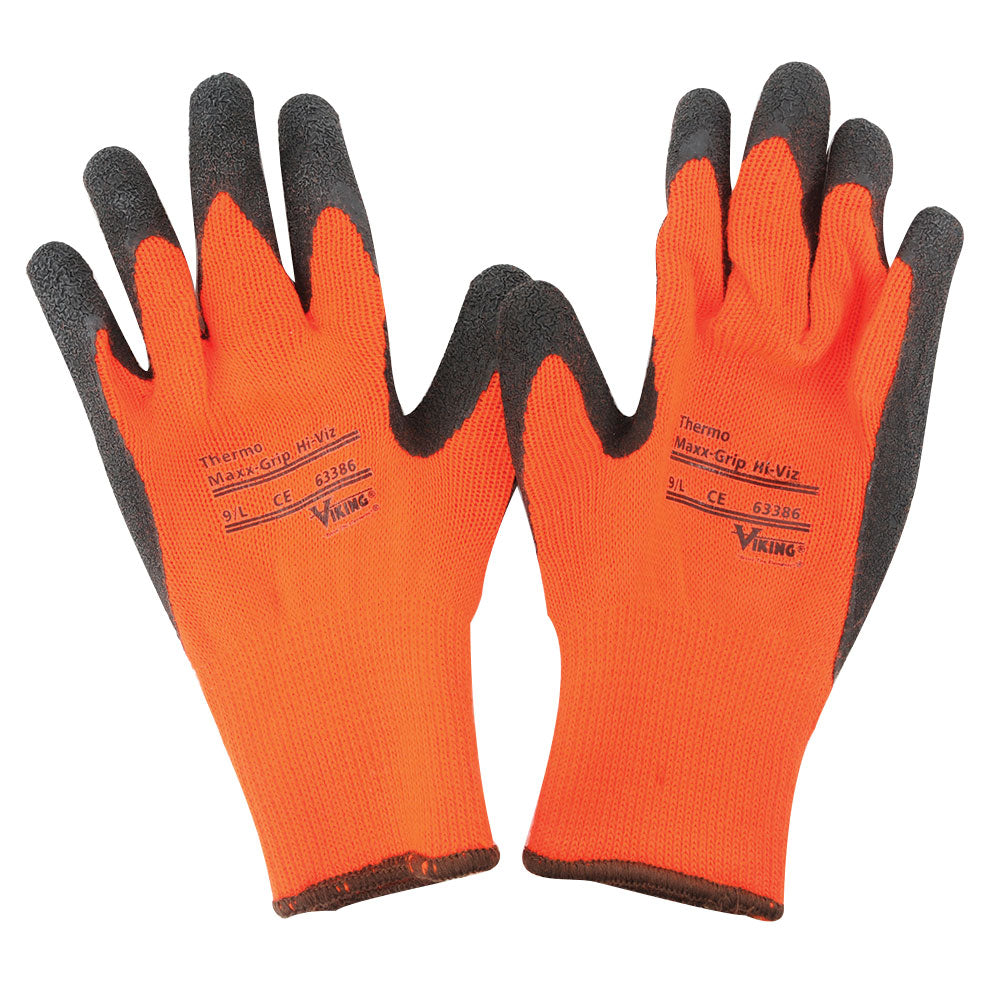 Viking Maxx-Grip Hi Viz Thermal Glove