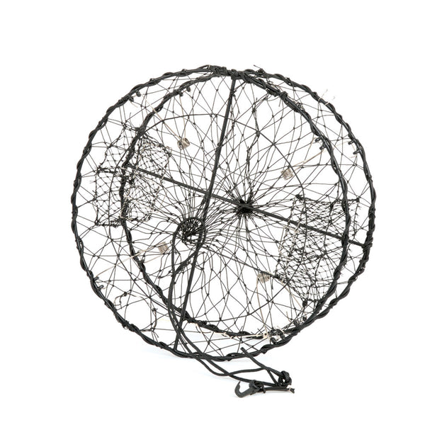 Pacific Traps Round Spring-Folding Crab Trap - 28""
