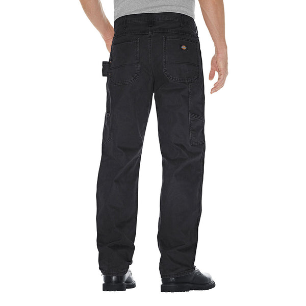 Dickies Black Sanded Duck Pants