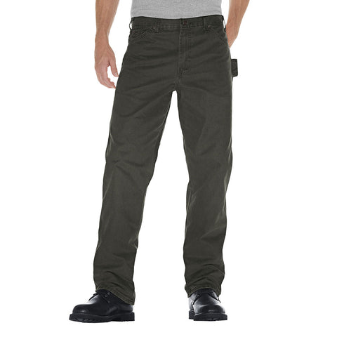 Dickies Moss Sanded Duck Pants