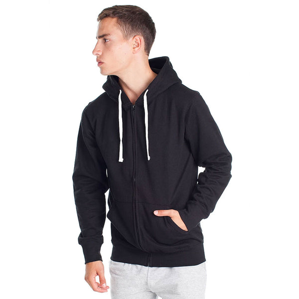 Fleece Factory Fashion Zip Hoody