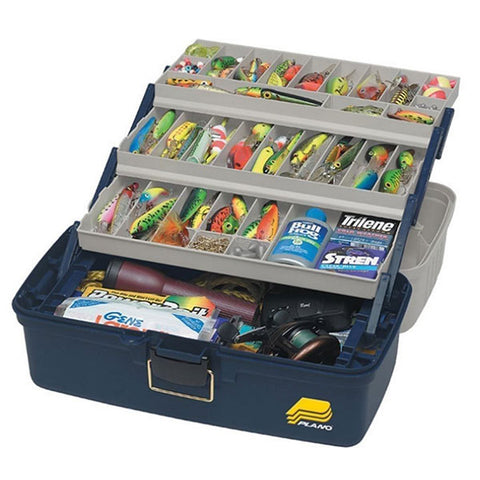 Plano 6133 XL 3-Tray Tacklebox