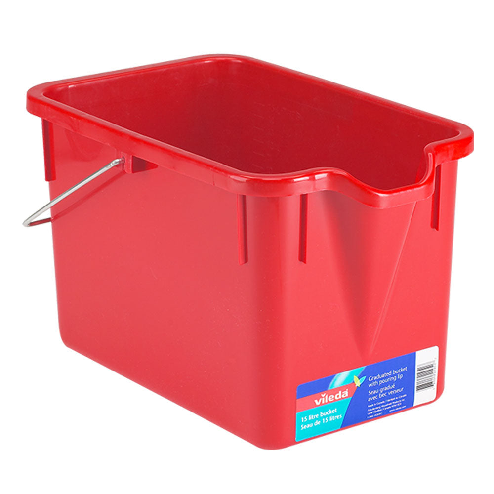 Vileda Rectangular Bee Pail