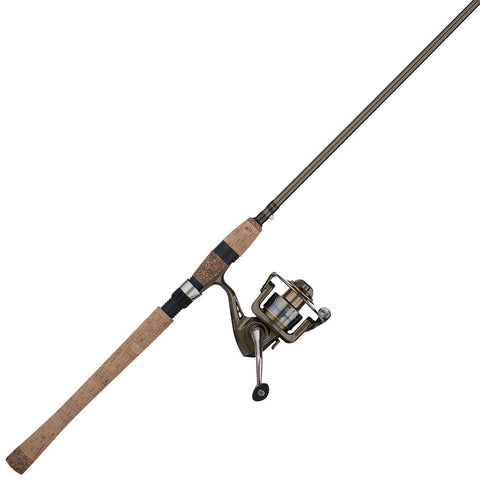 "Wild Series 8'6"" Spinning Combo"