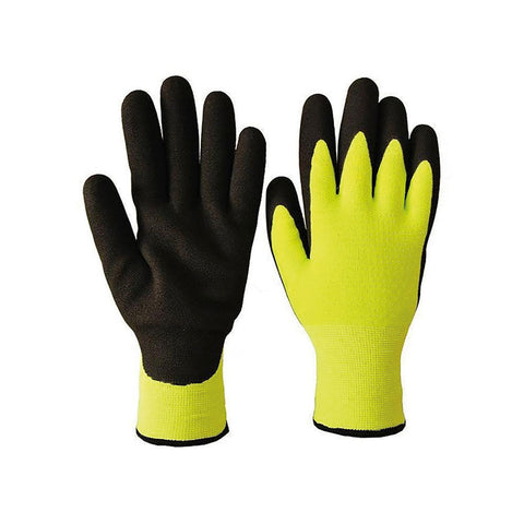 Pioneer Double Nitrile Winter Grip Glove