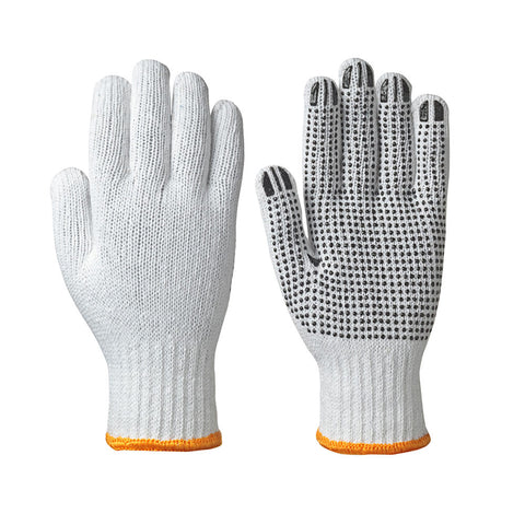 Pioneer Knitted Dot Palm Glove