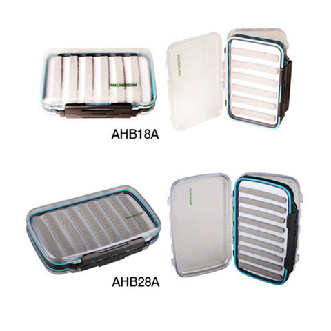 "7.3"" x 4.5"" Waterproof Fly Box"