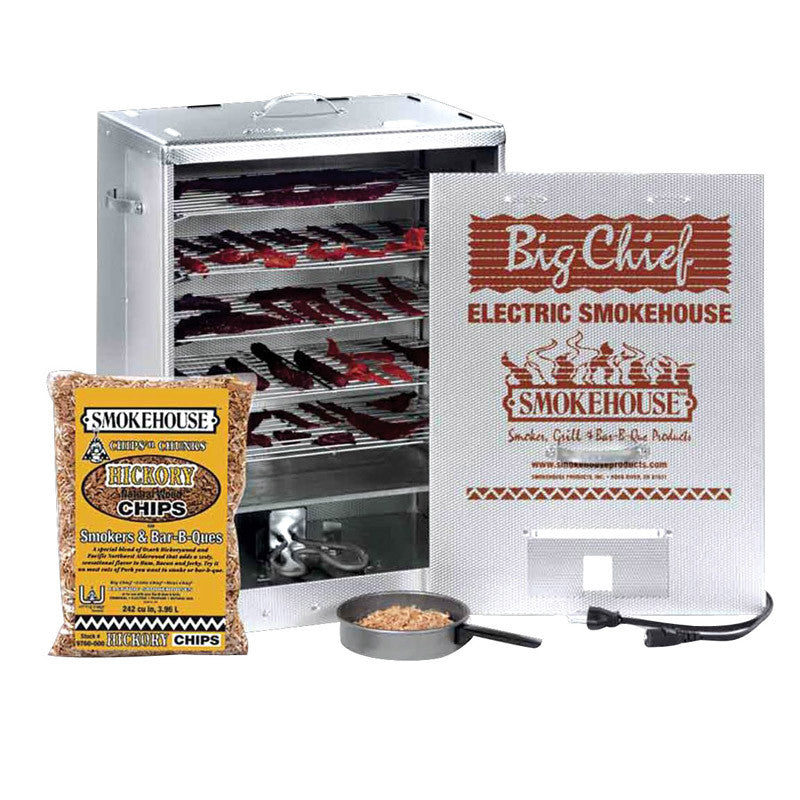 Smokehouse Big Chief Electric Front Load Smoker
