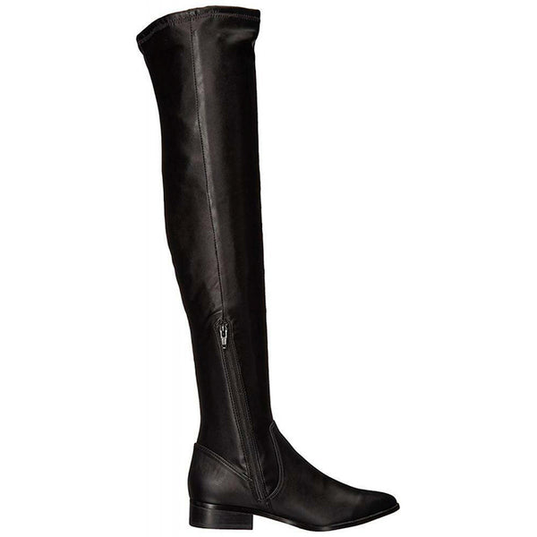 Aldo Elinna Black Leather Boot