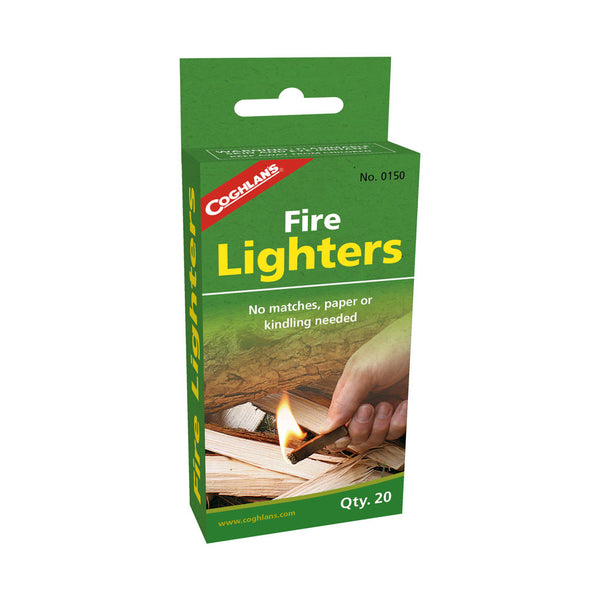 Coghlan's 20pk Pack Fire Lighters