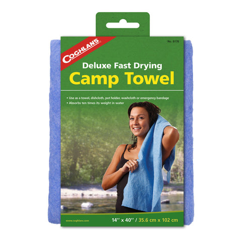 Coghlan's Deluxe Fast Drying Camp Towel
