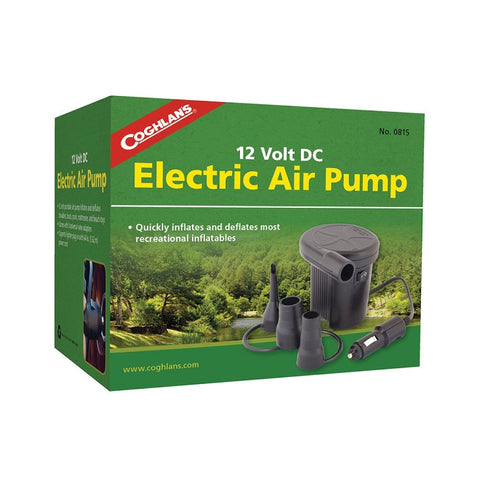 Coghlan's 12 Volt DC Electric Air Pump