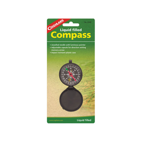 Coghlans Liquid Filled Compass