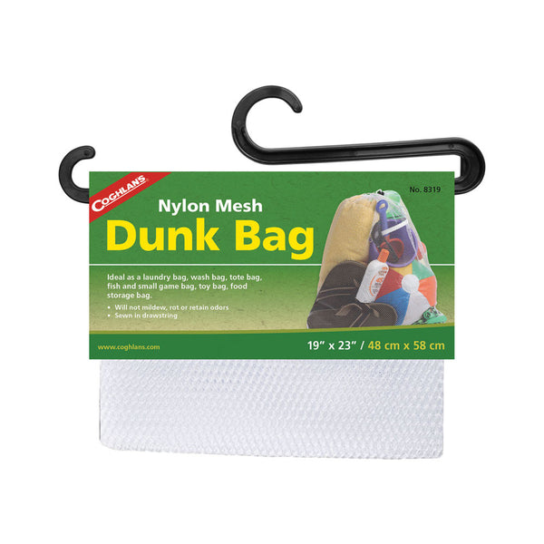 "Coghlan's  19"" x 23"" Nylon Mesh Dunk Bag"