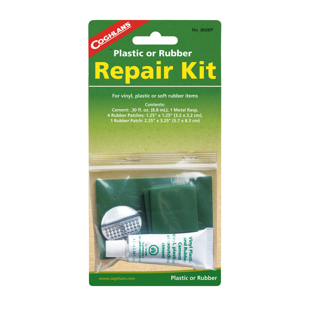 Coghlan's Plastic or Rubber Repair Kit