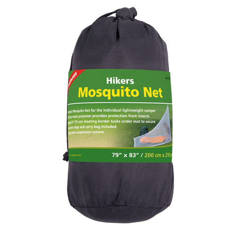 Coghlans Hiker's Mosquito Net and Carry Case