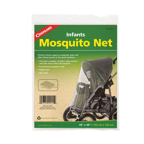 "Coghlan's Infants Mosquito Net - 48"" x 48"""