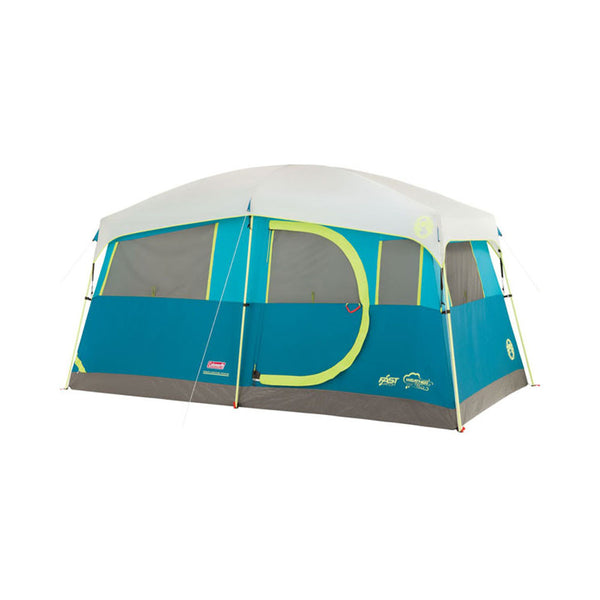 Coleman Tenaya Lake Fast Pitch 8 Person Cabin with Closet