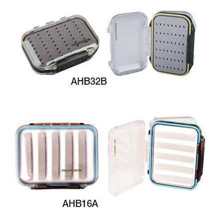 "Amundson 4.9"" x 3.9"" Waterproof Fly Box - Translucent"
