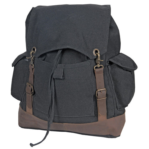 Heritage Canvas Laptop Pack