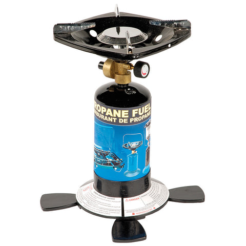 Single Burner Camp Stove Propane - 10,000 BTU