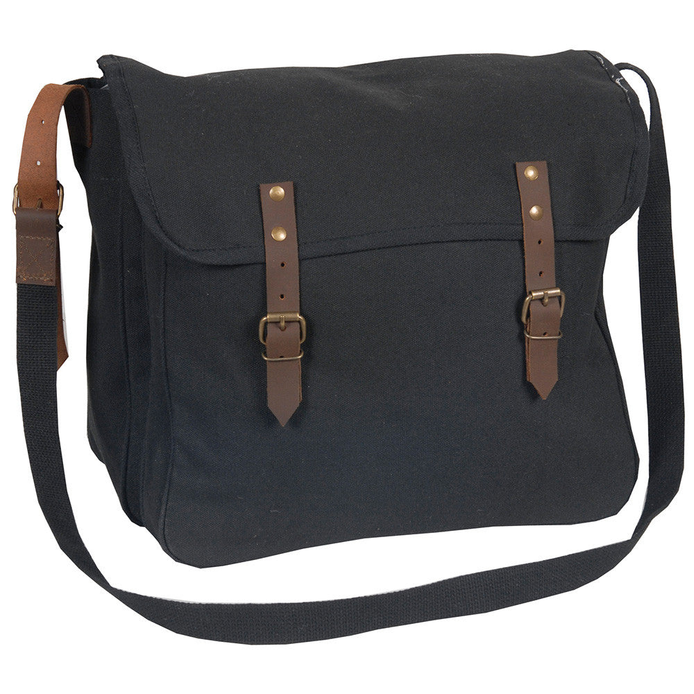 City Canvas Shoulder Bag