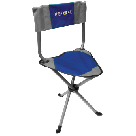 N49 Folding Tri-Chair w/Back