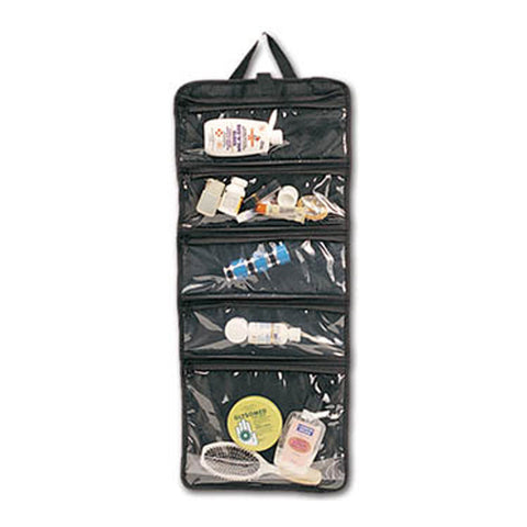 5-Pocket Folding Organizer