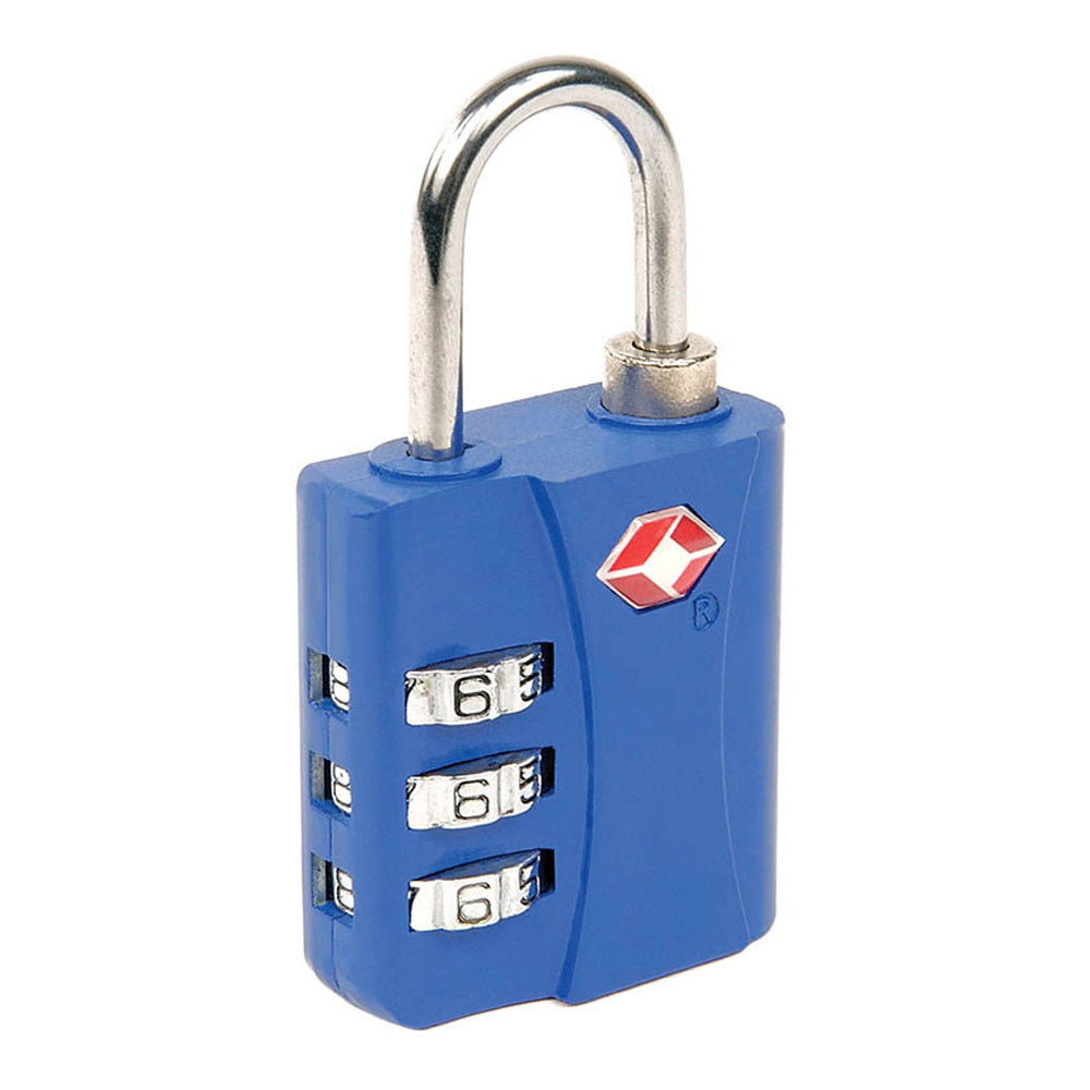 Travel Sentry - 3 Dial Combination Lock
