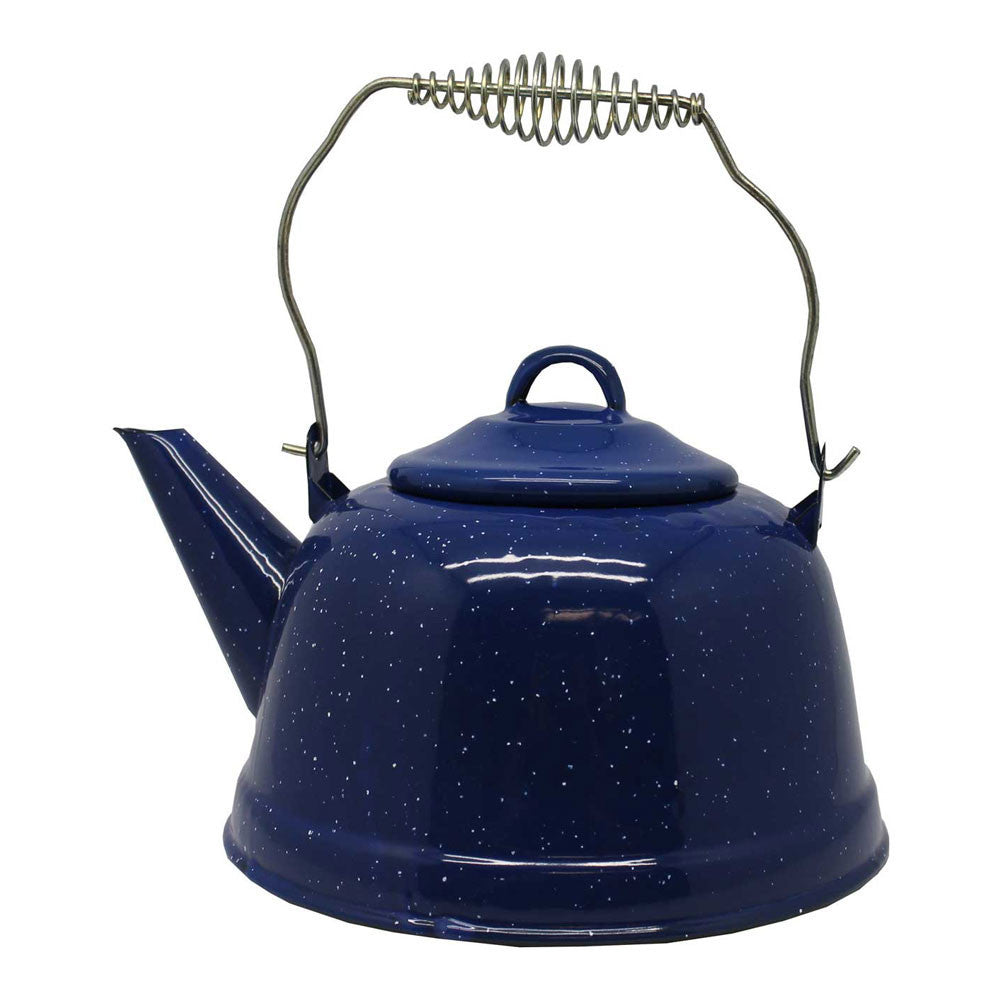 World Famous 2.5L Enamel Kettle