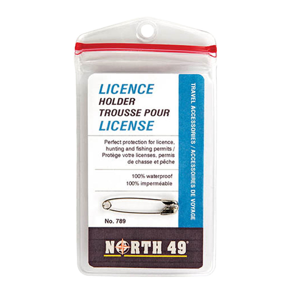 North 49 Waterproof License Holder